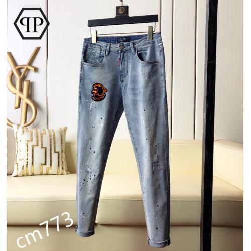 Philipp Plein PP Jeans For Men #865002