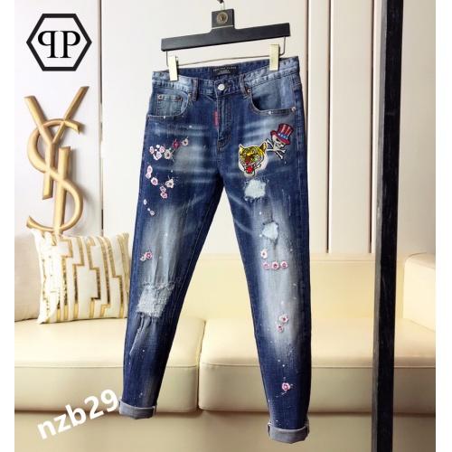 Philipp Plein PP Jeans For Men #865003