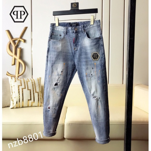 Philipp Plein PP Jeans For Men #865004