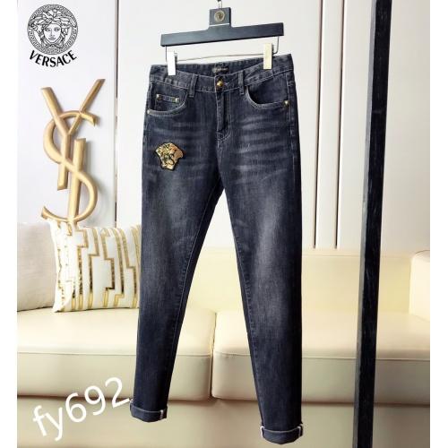 Versace Jeans For Men #865006 $48.00 USD, Wholesale Replica Versace Jeans