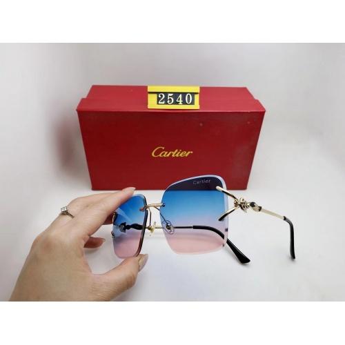 Cartier Fashion Sunglasses #865009