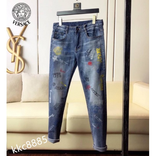 Versace Jeans For Men #865010 $48.00 USD, Wholesale Replica Versace Jeans