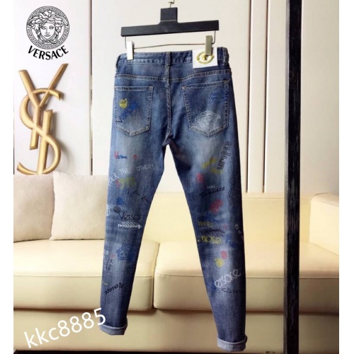 Replica Versace Jeans For Men #865010 $48.00 USD for Wholesale