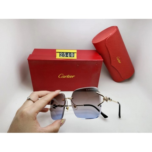 Cartier Fashion Sunglasses #865015