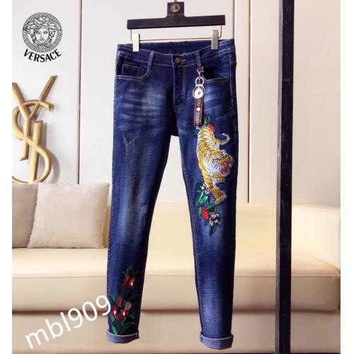 Versace Jeans For Men #865016 $48.00 USD, Wholesale Replica Versace Jeans