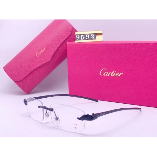 Cartier Fashion Sunglasses #865023