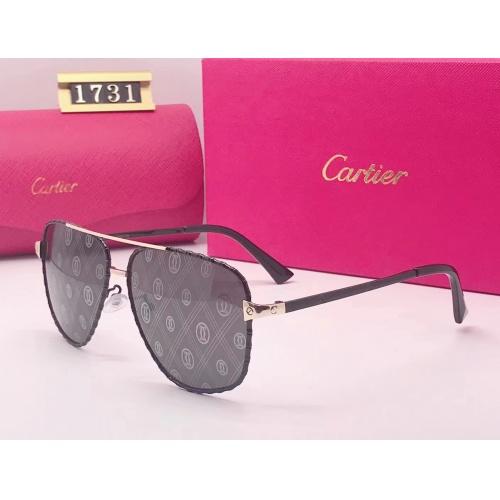 Cartier Fashion Sunglasses #865028