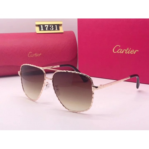Cartier Fashion Sunglasses #865029