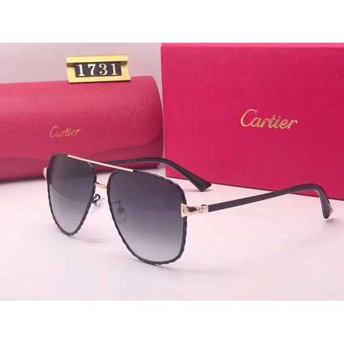 Cartier Fashion Sunglasses #865030