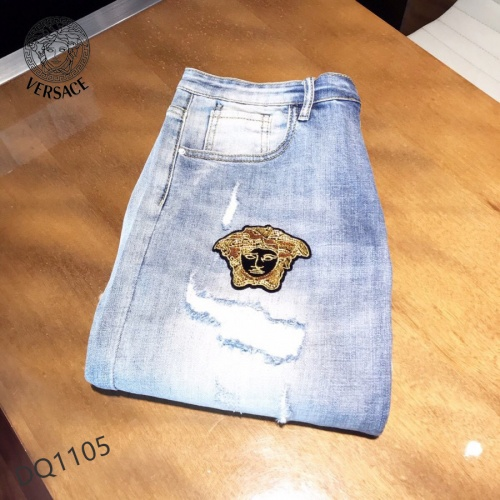 Replica Versace Jeans For Men #865043 $40.00 USD for Wholesale