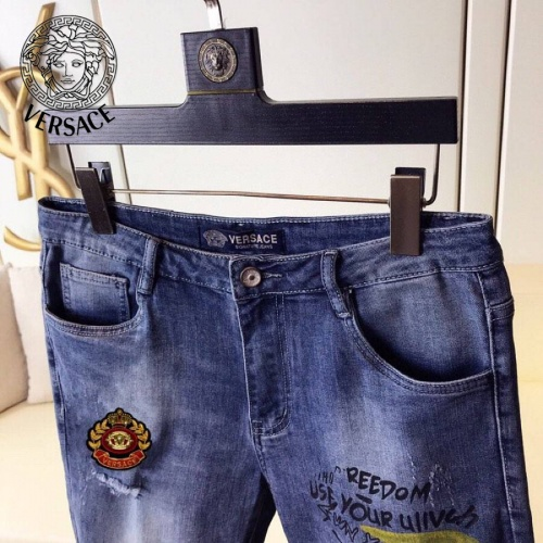 Replica Versace Jeans For Men #865045 $40.00 USD for Wholesale