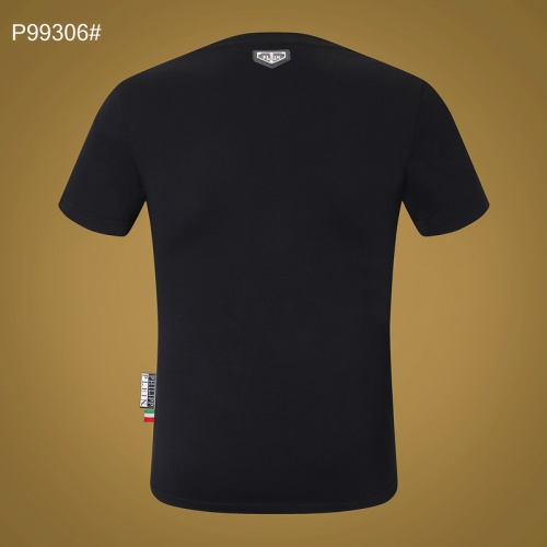 Replica Philipp Plein PP T-Shirts Short Sleeved For Men #865105 $27.00 USD for Wholesale