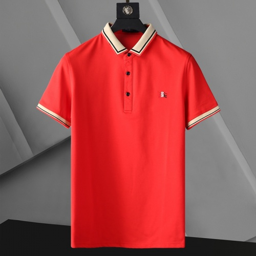 Burberry T-Shirts Short Sleeved For Men #865107