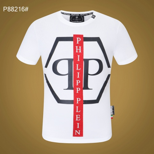 Philipp Plein PP T-Shirts Short Sleeved For Men #865121