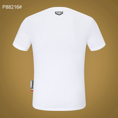 Replica Philipp Plein PP T-Shirts Short Sleeved For Men #865121 $27.00 USD for Wholesale