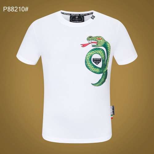 Philipp Plein PP T-Shirts Short Sleeved For Men #865131
