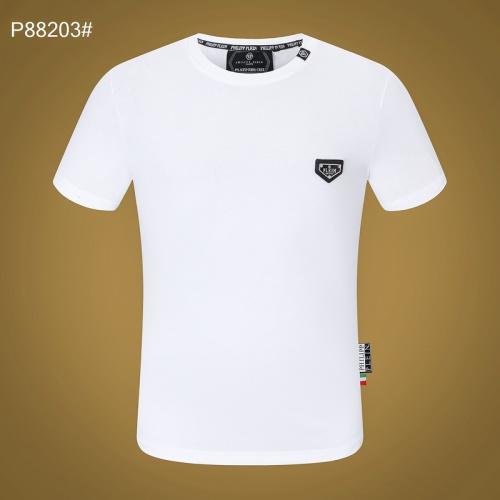 Philipp Plein PP T-Shirts Short Sleeved For Men #865137 $27.00 USD, Wholesale Replica Philipp Plein PP T-Shirts