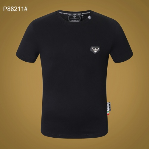 Replica Philipp Plein PP T-Shirts Short Sleeved For Men #865138 $27.00 USD for Wholesale