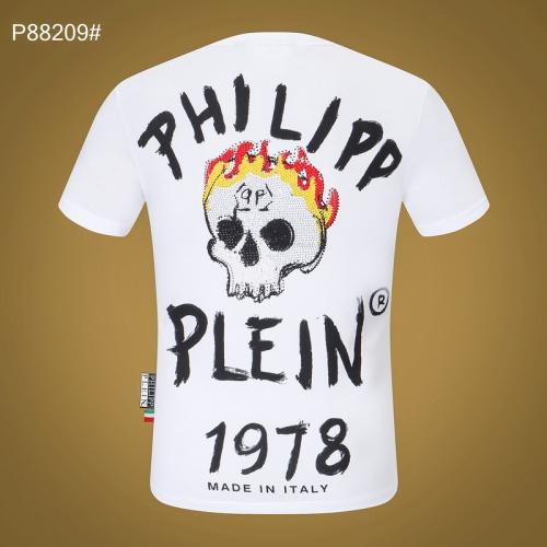 Philipp Plein PP T-Shirts Short Sleeved For Men #865140 $27.00 USD, Wholesale Replica Philipp Plein PP T-Shirts