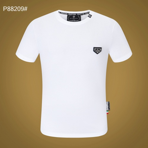 Replica Philipp Plein PP T-Shirts Short Sleeved For Men #865140 $27.00 USD for Wholesale