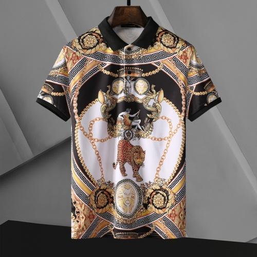 Versace T-Shirts Short Sleeved For Men #865169