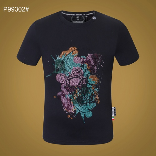 Philipp Plein PP T-Shirts Short Sleeved For Men #865178