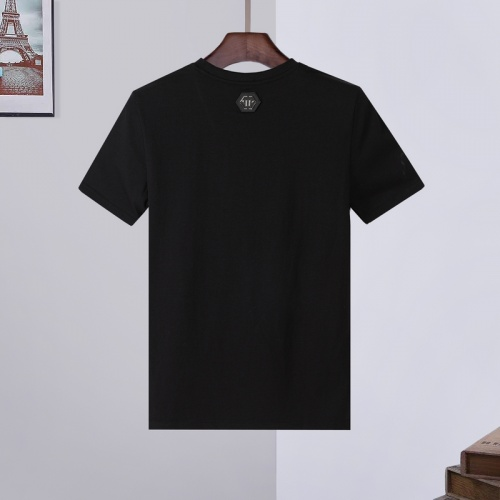 Replica Philipp Plein PP T-Shirts Short Sleeved For Men #865179 $27.00 USD for Wholesale