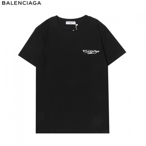 Balenciaga T-Shirts Short Sleeved For Men #865216