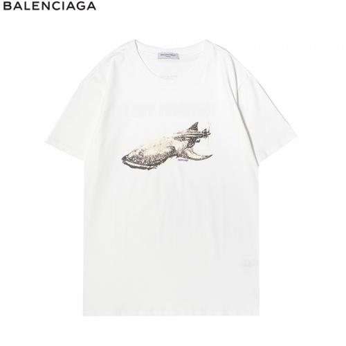 Balenciaga T-Shirts Short Sleeved For Men #865221