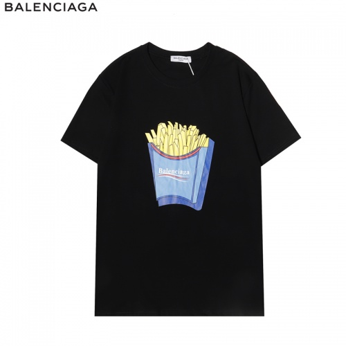 Balenciaga T-Shirts Short Sleeved For Men #865222