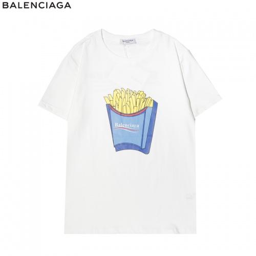 Balenciaga T-Shirts Short Sleeved For Men #865223