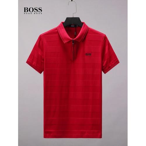 Boss T-Shirts Short Sleeved For Men #865233