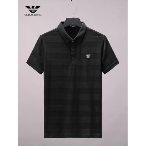 Armani T-Shirts Short Sleeved For Men #865263