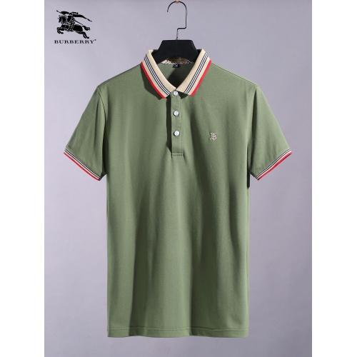 Burberry T-Shirts Short Sleeved For Men #865300