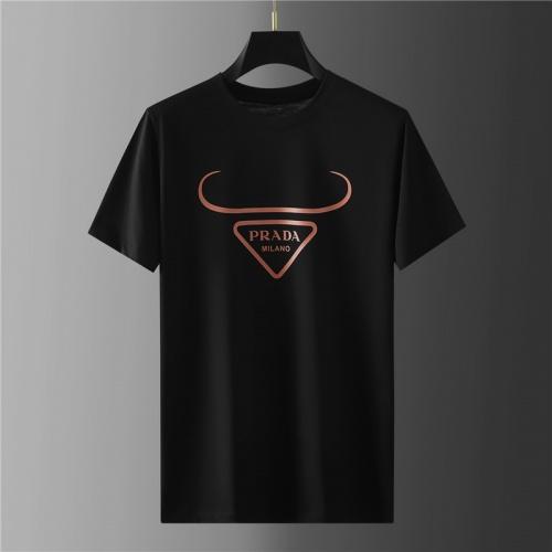 Prada T-Shirts Short Sleeved For Men #865398