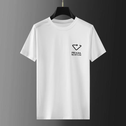 Prada T-Shirts Short Sleeved For Men #865403