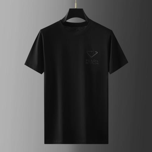 Prada T-Shirts Short Sleeved For Men #865404