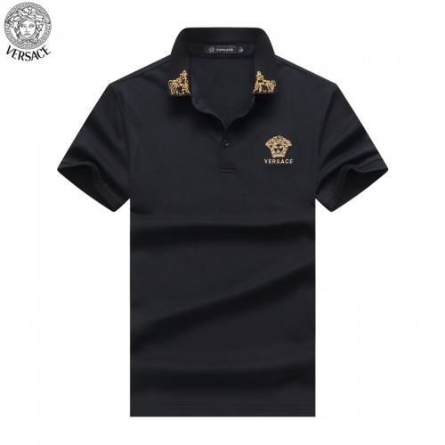 Versace T-Shirts Short Sleeved For Men #865457