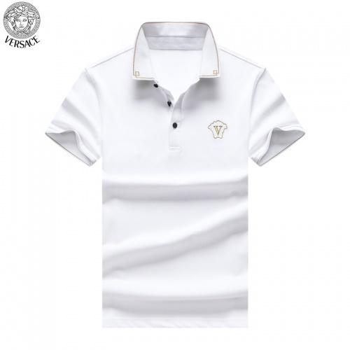 Versace T-Shirts Short Sleeved For Men #865463
