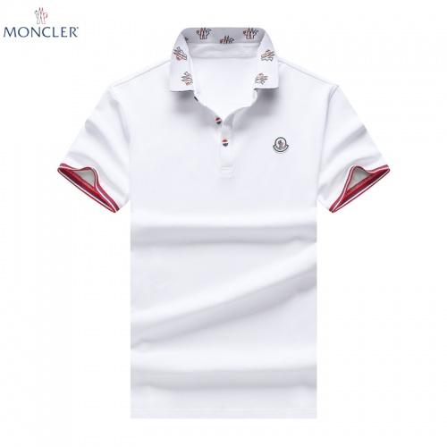 Moncler T-Shirts Short Sleeved For Men #865473