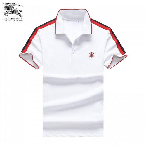 Burberry T-Shirts Short Sleeved For Men #865490