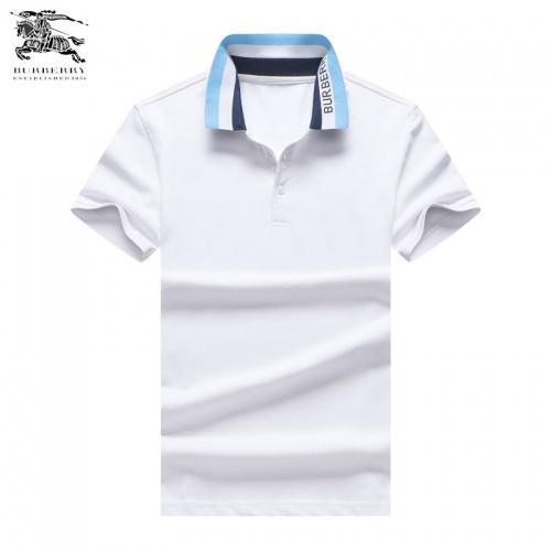 Burberry T-Shirts Short Sleeved For Men #865497