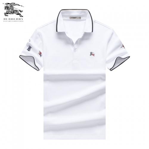 Burberry T-Shirts Short Sleeved For Men #865502