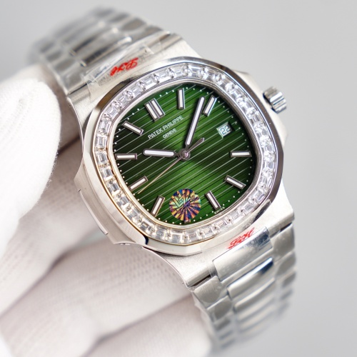Patek Philippe AAA Quality Watches For Men #865515 $288.00 USD, Wholesale Replica Patek Philippe Quality Watches
