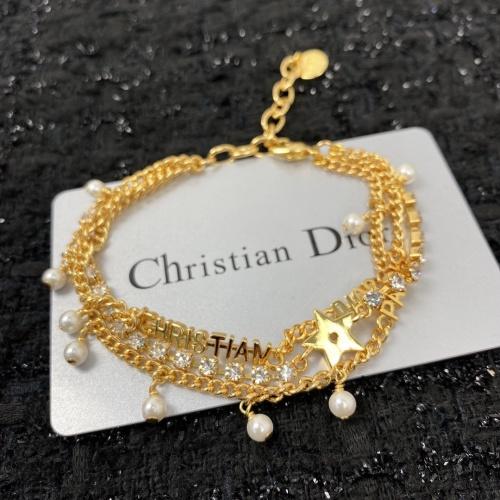 Christian Dior Bracelets #865531 $41.00 USD, Wholesale Replica Christian Dior Bracelets