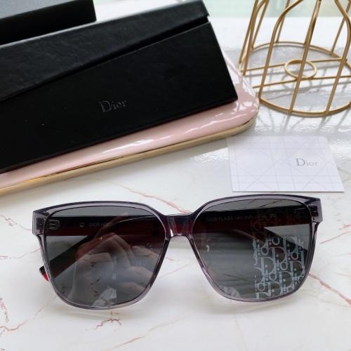Christian Dior AAA Quality Sunglasses #865577