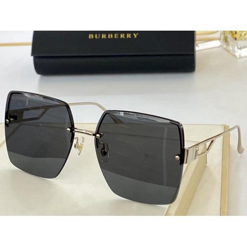 Burberry AAA Quality Sunglasses #865588