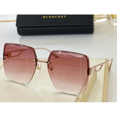 Burberry AAA Quality Sunglasses #865593