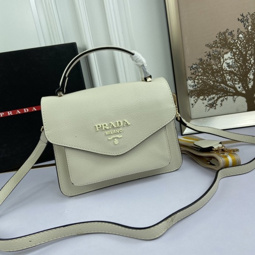 Prada AAA Quality Messeger Bags For Women #865594
