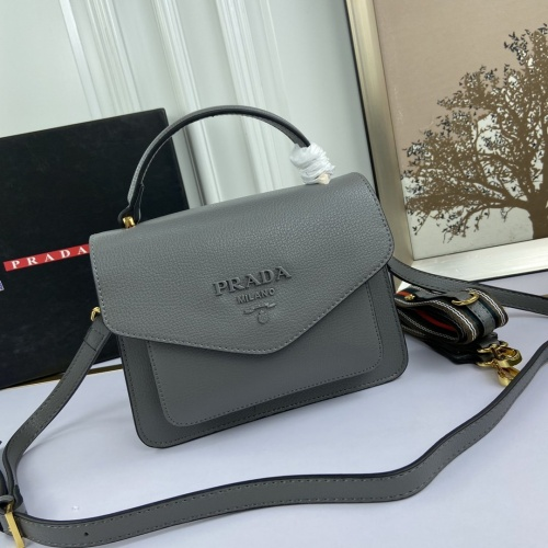 Prada AAA Quality Messeger Bags For Women #865596